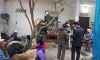 Không khí tang thương bao trùm ngôi làng có 8 người chết do ngạt khí lò vôi