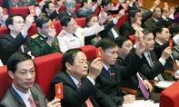 Thủ tướng Nguyễn Tấn Dũng được Đại hội chấp thuận cho rút khỏi danh sách ứng cử