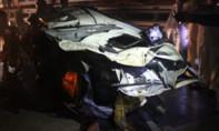 Tai nạn nghiêm trọng trên tuyến đường sắt Hà Nội - Hải Phòng