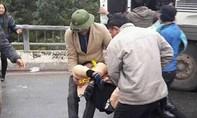 Trung tá Cảnh sát giao thông hy sinh khi phân luồng xe trên đỉnh đèo Pha Đin
