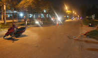 Tìm chủ hai xe máy của vụ tai nạn
