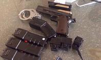 Bắt thanh niên 9X bán súng điện, roi điện, dùi cui cho giang hồ