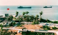 Đài Loan ngang nhiên đưa dân ra ở đảo Ba Bình