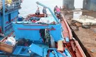 Tàu vỏ thép Trung Quốc đâm chìm tàu cá Việt Nam
