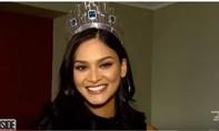 Hoa hậu Hoàn vũ 2015 khoe căn hộ sang trọng ở New York