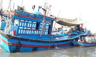 Nổ bình gas trên tàu cá, 4 ngư dân bị thương