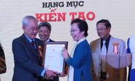 Phó Chủ tịch nước Nguyễn Thị Doan dự lễ trao Giải thưởng KOVA lần thứ 13
