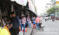 Cận cảnh ngôi chợ vải lâu đời nhất ở Sài Gòn