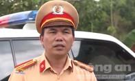 Người Cảnh sát giao thông khiến tội phạm e dè