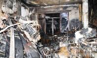 'Bà hỏa' thiêu rụi của hàng văn phòng phẩm, 7 người thoát chết