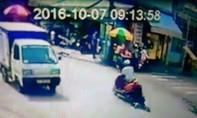 Camera an ninh lật mặt tên cướp kéo lê nạn nhân trên đường phố Sài Gòn