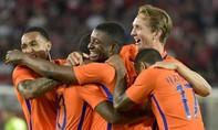 Hà Lan thời 'hạn hán' tài năng