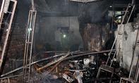 Họp rút kinh nghiệm vụ cháy tiệm cưới hỏi làm 3 người chết