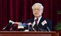 Từng đồng chí Ủy viên Trung ương, Ủy viên Bộ Chính trị phải tự giác, gương mẫu