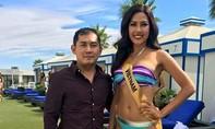 Á hậu Nguyễn Thị Loan diện bikini, khoe thân hình nóng bỏng