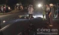 Xe máy vượt ẩu gây tai nạn, 4 người thương vong