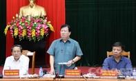 Phó Thủ tướng Trịnh Đình Dũng trực tiếp chỉ đạo công tác ứng phó với lũ lụt ở Quảng Bình