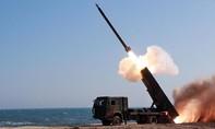 Triều Tiên lại phóng tiếp tên lửa