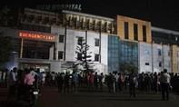 Cháy lớn ở bệnh viện, ít nhất 19 người tử vong