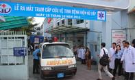 TP.HCM: Ra mắt trạm cấp cứu vệ tinh 115 tại Bệnh viện Quận Gò Vấp