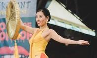 Nguyễn Thị Loan lọt top 3 trang phục dân tộc đẹp nhất Hoa hậu Hòa bình Quốc tế
