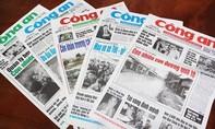 Nội dung chính báo Công an TP.HCM ngày 21-10-2016