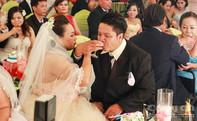 Lung linh lễ cưới tập thể của 60 cặp đôi khuyết tật