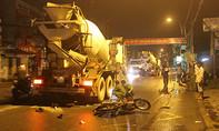 Xe bồn tông chết 2 nam công nhân
