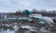 Trực thăng Mi-8 của Nga rơi, 19 người thiệt mạng