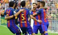 Barca chật vật giành điểm tại 'hang Dơi'