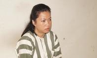 'Kiều nữ' giở trò hai ngón từng đi tù về