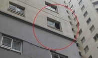 Thanh niên nhảy múa trên sân thượng, rơi từ tầng 5 xuống đất