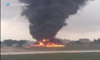 Máy bay rơi tại Malta khiến 5 quan chức EU thiệt mạng