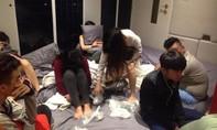 Vụ đột kích khách sạn B&U ở TP.HCM: Phát hiện 40 dân chơi dương tính với ma túy