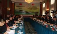 Thúc đẩy cơ chế hợp tác quản lý cửa khẩu biên giới đất liền Việt - Trung