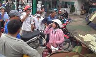 Người phụ nữ rượt đuổi tên cướp giật ví tiền ở Sài Gòn