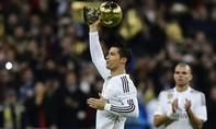 Thành tích của Ronaldo thống trị danh sách ứng cử viên Quả bóng vàng