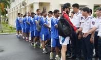 Giao lưu bóng chuyền giữa vùng cảnh sát biển 2 và cảnh sát biển Ấn Độ