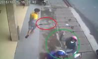 Xôn xao clip chém nhau kinh hoàng ở Đồng Nai