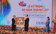 Chủ tịch nước Trần Đại Quang dự lễ kỷ niệm 40 năm thành lập Trường ĐH Kinh tế TP.HCM