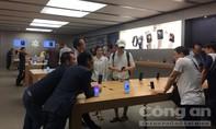 iPhone 7 Plus 'cháy hàng' ở Apple Store Hawaii