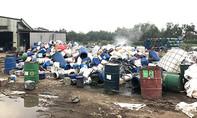 Công ty xử lý môi trường đốt rác thải gây ô nhiễm môi trường