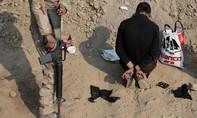 IS trên đà thất thủ, tháo chạy khỏi Mosul