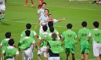 Clip: Sự chêch lệnh đẳng cấp giữa U19 Việt Nam và U19 Nhật Bản