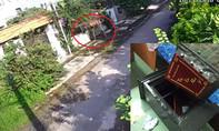 'Nhân viên điện, nước' trèo tường vào nhà dân cạy két sắt trộm tiền