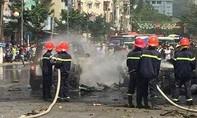 Vụ nổ taxi ở Quảng Ninh: Khách tự sát bằng mìn tự chế