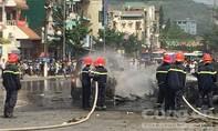 Thông tin về nạn nhân vụ cháy nổ ô tô tại Quảng Ninh