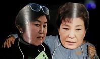 """Chính trường Hàn Quốc rúng động vì người """"bạn"""" của tổng thống Park"""