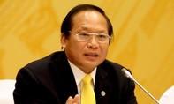 """Bộ trưởng Trương Minh Tuấn lên tiếng về những vụ """"tuýt còi"""" của làng báo"""