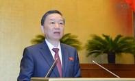 Bộ trưởng Bộ Công an Tô Lâm: Trường hợp nào được nổ súng phải quy định rõ